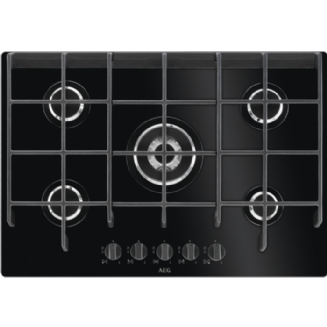AEG Gas Ceramic Hob 75 cm HG775450VB